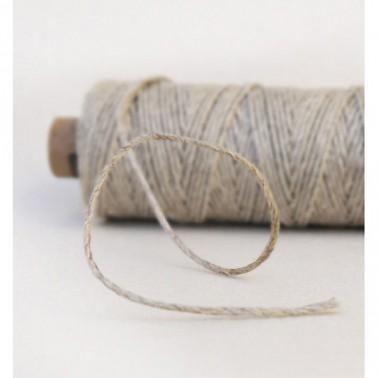 45m touw natuur (1mm)