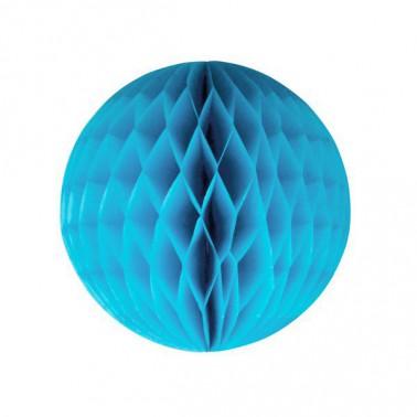 honeycomb felblauw diameter 15cm