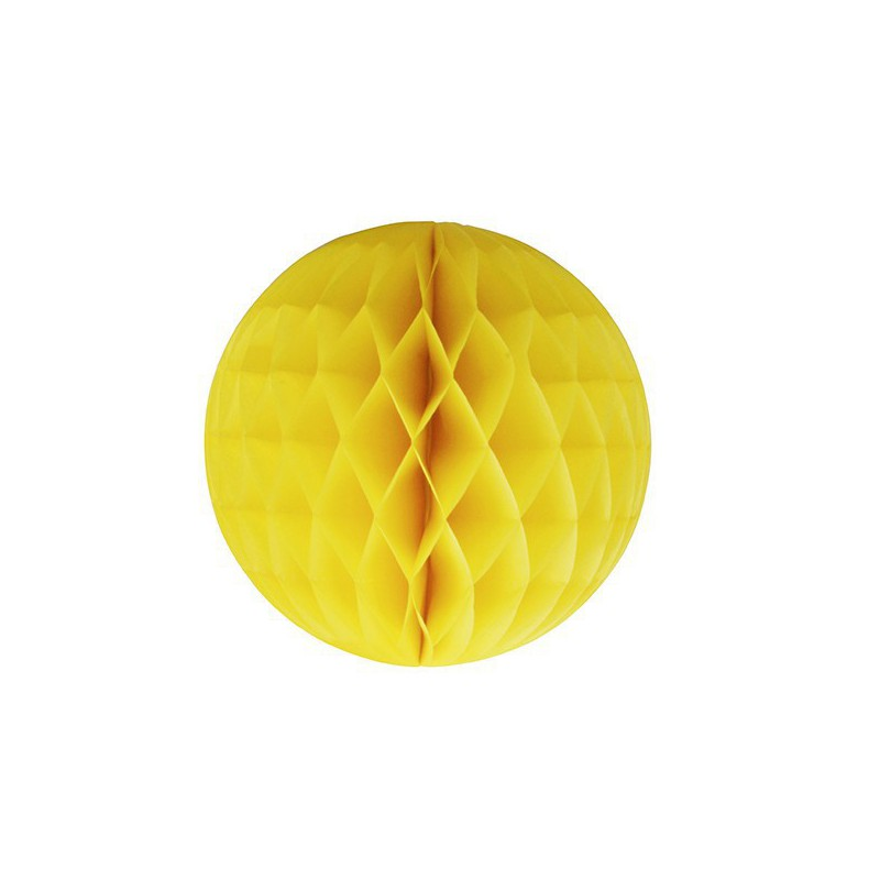 honeycomb geel diameter 15cm
