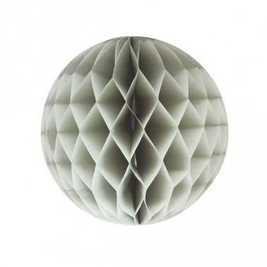 honeycomb grijs diameter 15cm