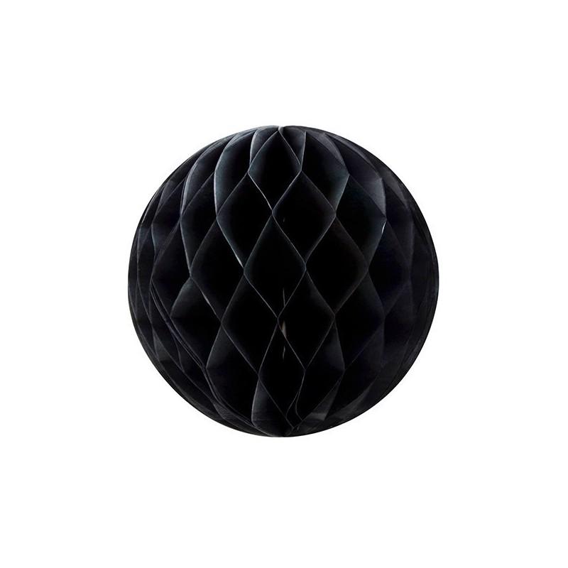 honeycomb zwart diameter 15cm