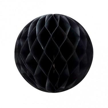 honeycomb zwart diameter 25cm