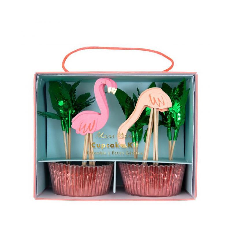 cupcakekit flamingo