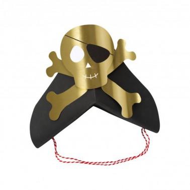 8 verkleedsets piraat
