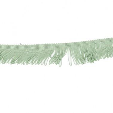 slinger franjes groen