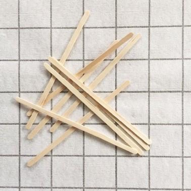 20 stokjes hout voor feestprint