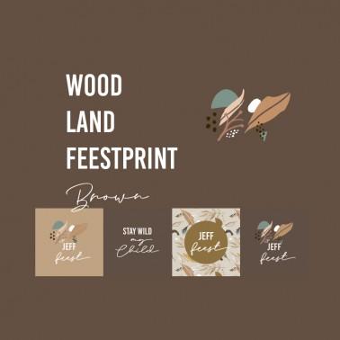 Woodland feestje