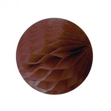 honeycomb bruin diameter 15cm