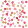 confettimix roze, goud