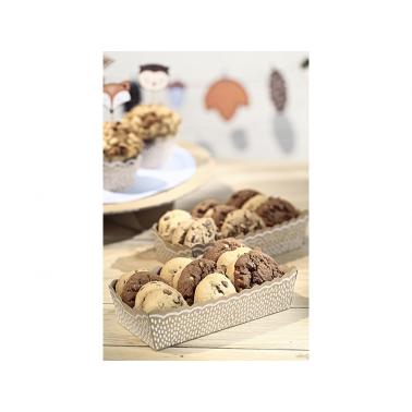 6 leuke snackdoosjes voor al je koekjes, snoepjes, popcorn, cakejes, pralines en zoveel lekkers voor je sweet table