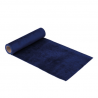 tafelloper fluweel marineblauw