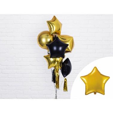 Supermooie ster folieballonnen voor je feestje